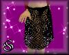 Mid Length Mesh Skirt