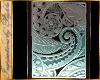 I~Art Deco etched glass