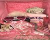 pink sugar cutout