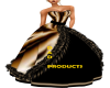 [SMS]BROWN BALL GOWN