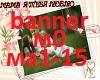 mama song + banner
