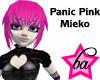 (BA) Panic Pink Mieko