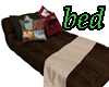 Couples Cabin Bed