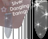 Dangling Silver Earings