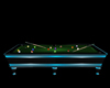 NIGHT ROCK POOL TABLE