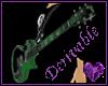 Green Guitar w/ 9 sounds