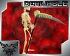 skeletal scythe