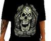 Skull Baggy T