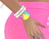 candy bracelet peeps R