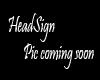 [YS]Pagla Headsign
