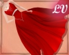 LV-Clasic Red Dress