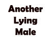 Another Lying Male - Tee