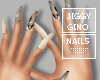 KKW Manicure