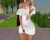 Glassons/white dress