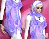 24:Lovely Purple Hijab