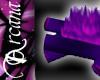 Pink & Purple Fire