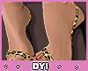 D|Pearl|Cheetah Heel