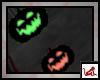 BFX Neon Pumpkins