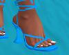 FG~ Bali Blue Heels