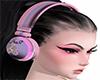 Chuu Pink Headphones