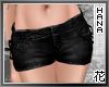 ✿」 Black Shorts