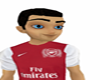 Arsenal top