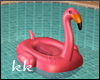 [kk] Pool Flamingo Float