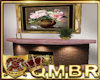 QMBR Decor Fireplace