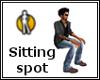 Sitting spot