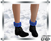 Gayle Blue Boots