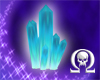 Light Blue Crystal