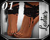 *01*#SELFIE- Ankle Wraps