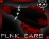 Ears BlackRed 4a Ⓚ