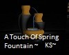 Touch of Spring Fountain