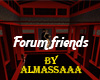 Forum friends