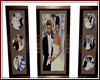 Sillybears wedding frame