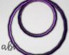 Cool Purple Earrings*a*