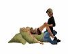 SN Leg Massage Pillows
