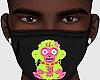Monkey Drip Mask