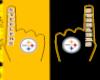 Steelers Foam Finger