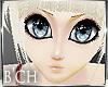 (B'CH) Anime head2