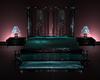 Lachico Bed w/pose
