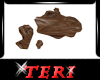Ter Spilled Chocolate!