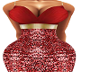 Red Adara Gown BMXXL