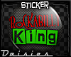 !D!RockabillyKing Button