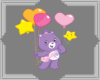 Balloon Care Bear