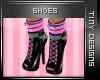 *T Envied Shoes Pink 2