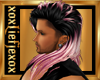 [L] Pink Duo Hair 2 Male