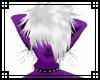 Purple Star Furry Ears
