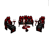 Valentines Couch set